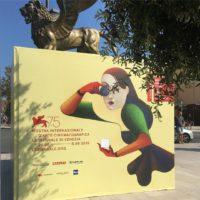 Венецианский кинофестиваль: звездная история в фотографиях