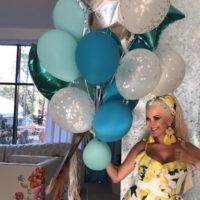 Катя Бужинская получила экзотический подарок на день рождения