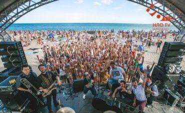 Музыка, море и развлечения: Koktebel Jazz Festival и НЛО TV представляют