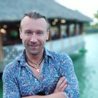 Олег Винник отметил юбилей в Доминикане