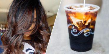 Айс-кофе: новый горячий тренд в окрашивании волос