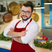 Руслан Сеничкин принял участие в новом кулинарном шоу