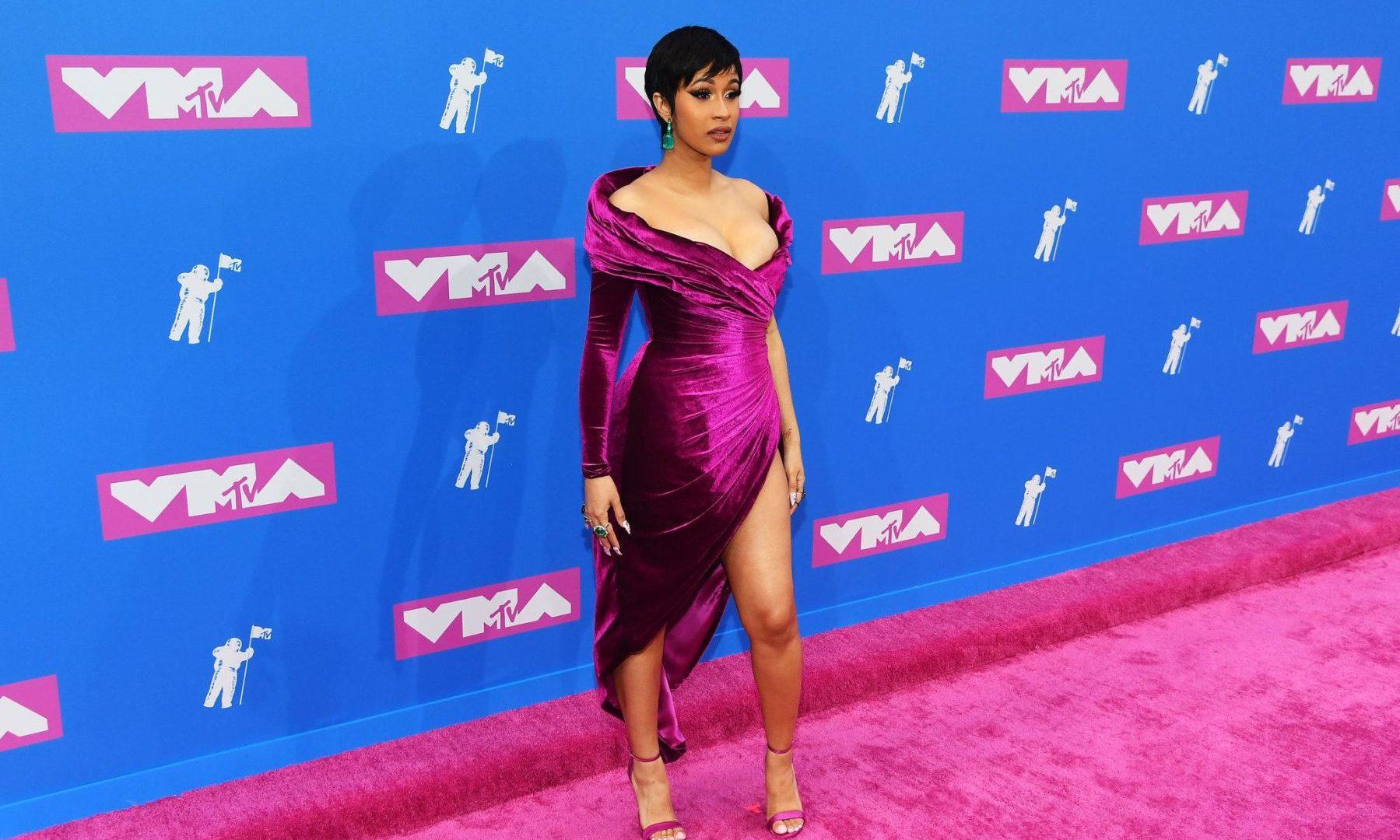 Топ-5 лучших образов знаменитостей на премии MTV VMA 2018