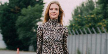 """5 вариантов, как стильно носить """"леопард"""" этой осенью"""