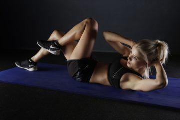 Экспресс-тренировка: 5 лучших упражнений