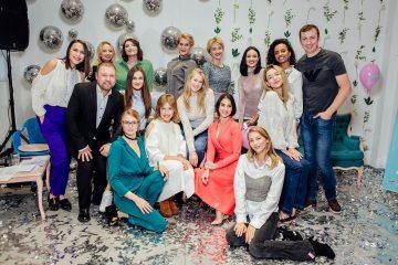 """14 подруг Квартала"": телеканал 1+1 презентовал юмористический проект ""Женский Квартал"""
