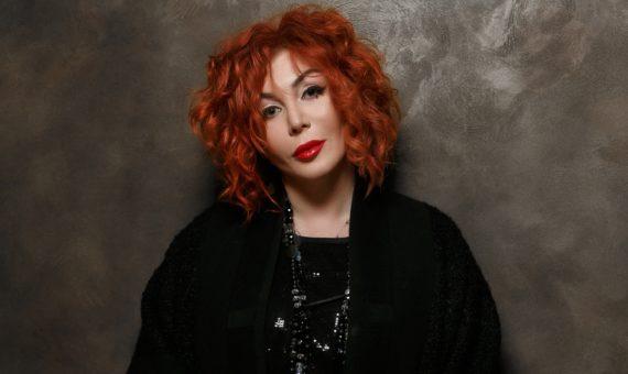 Ирина Билык приняла участие в показе осенне-зимней коллекции бренда Victoria Gres