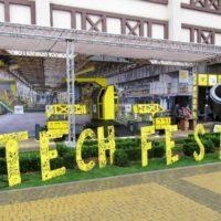 Космос, роботы, техномода и супергерои: как прошел Interpipe TechFest 2018