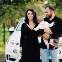 Мамина копия: Джамала трогательно поздравила сына с первым днем рождения