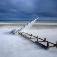 Величие стихии: в Британии выбрали лучший морской пейзаж