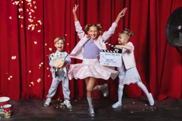 """Хороший вкус с детства: Андре Тан презентовал """"звездную"""" коллекцию для маленьких модниц"""
