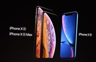 В Apple презентовали три новых iРhone и часы