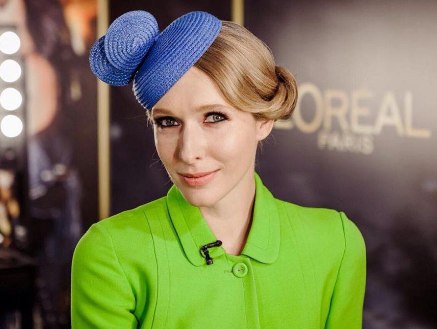 Кате Осадчей – 36: стильные образы телеведущей