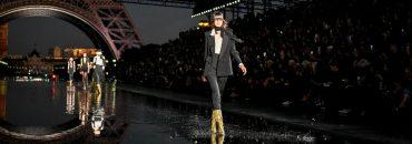 Цирк и бурлеск: Saint Laurent представил новую коллекцию весна-лето 2019 в Париже