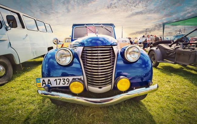 OldCarLand: в Киеве состоится техно-фестиваль самых красивых ретро-авто Украины