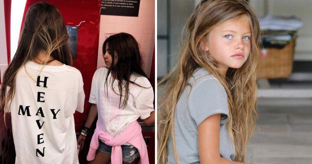 54fc9b74769b44c Самая красивая девочка в мире» запустила свою линию одежды - LeMonade