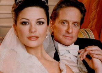 19 лет вместе: Майкл Дуглас и Кэтрин Зета-Джонс отметили годовщину свадьбы