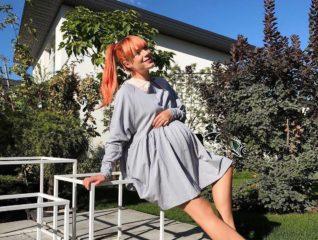 Светлана Тарабарова родила первенца