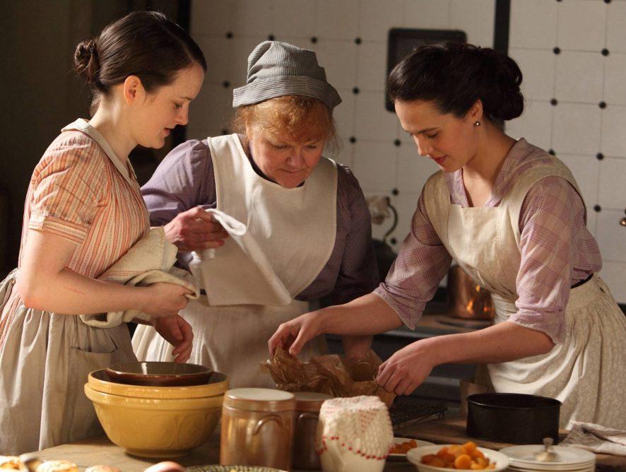 "Кулинарный мастер-класс от миссис Патмор из ""Аббатства Даунтон"""