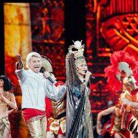Лорак, Повалий и Лобода могут потерять звания народных и заслуженных артисток Украины