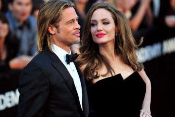 Официально: Анджелина Джоли и Брэд Питт все еще женаты