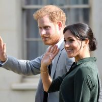 Официально: Меган Маркл и принц Гарри станут родителями