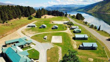 В Новой Зеландии продают целую деревню в хорошем состоянии