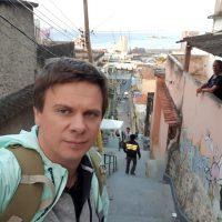 """""""Мир наизнанку"""": Дмитрий Комаров попал в логово бразильской мафии"""