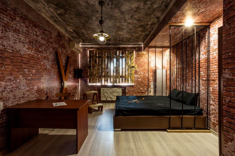 В киевском отеле для ролевых игр появилось две новые комнаты-фантазии