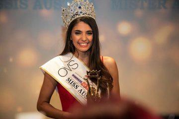 """""""Мисс Австрия 2018"""" лишилась короны из-за несоблюдения правил контракта"""