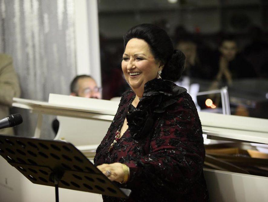 Умерла легендарная оперная дива Монсеррат Кабалье