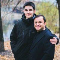 """Виктор Павлик: """"Сына я буду лечить в Украине"""""""
