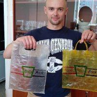 Съедобные пакеты: украинский стартап одержал победу на международном конкурсе