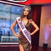 """Новая """"Мисс Украина 2018"""" прокомментировала поведение своей предшественницы"""