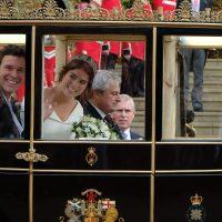 """Бочелли, """"Красный бархат"""" и авто Бонда: подробности свадьбы принцессы Евгении"""