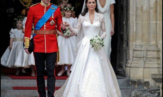 Как у Кейт Миддлтон: H&M создал аналог свадебного платья герцогини