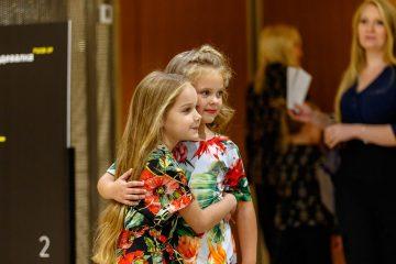 Дети Фреймут, Поляковой и Тигипко приняли участие в Junior Fashion Week