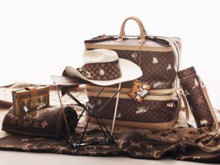 Коты-котики: Грейс Коддингтон представила свою коллекцию для Louis Vuitton