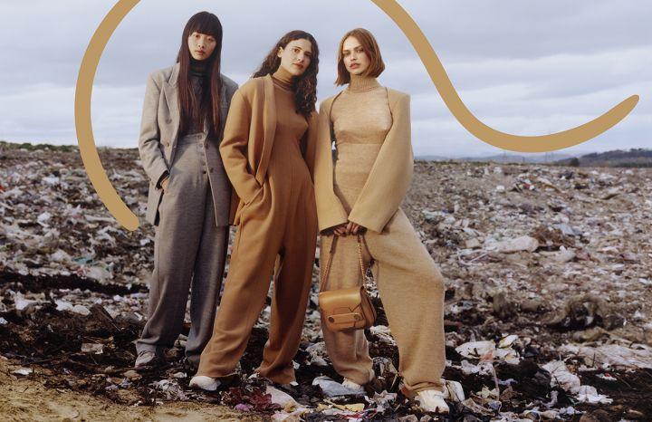 Burberry, H&M и L'Oreal и другие бренды отказались от пластика