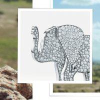 Tiffany & Co выпустили новую коллекцию драгоценностей в защиту животных