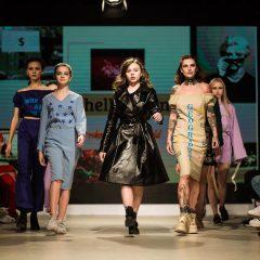 12-летння дочь Ольги Фреймут представила новую коллекцию одежды
