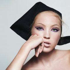 Дебют: 16-летняя дочь Кейт Мосс стала лицом Marc Jacobs Beauty