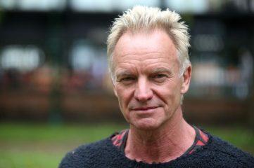 Легендарный Sting снова выступит в Киеве с самыми популярными хитами