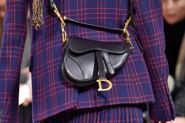 Сумка Dior стала самым популярным аксессуаром 2018 года