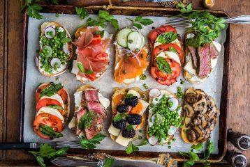 Быстрый бутерброд: топ-5 полезных сочетаний