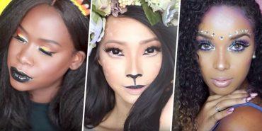 Топ-5 идей макияжа на Хэллоуин, которые вам точно понравятся