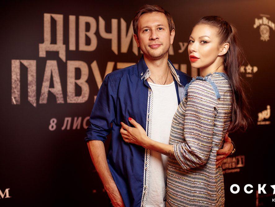 """В Киеве состоялась премьера фильма """"Девушка, которая застряла в паутине"""""""