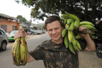 Дмитрий Комаров научился добывать каучук в Бразилии