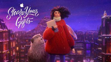 Apple выпустили рождественский мультфильм в стиле Pixar