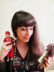 """""""Потап и Настя"""", """"Время и Стекло"""": Наталья Рожкован рассказала о своей звездной коллекции кукол"""